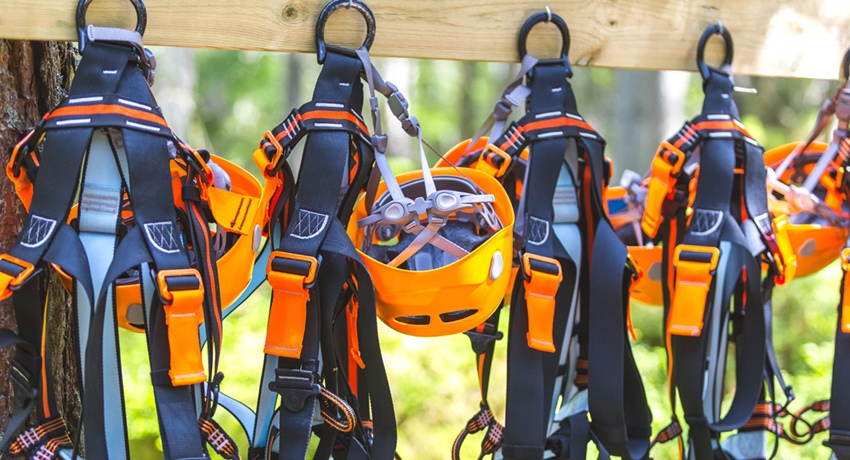 Ropes Course Gear