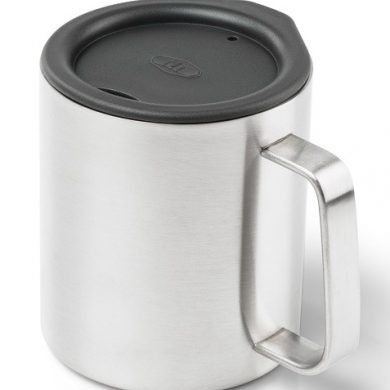 GSI Outdoors Glacier Stainless 10 fl oz Camp Cup