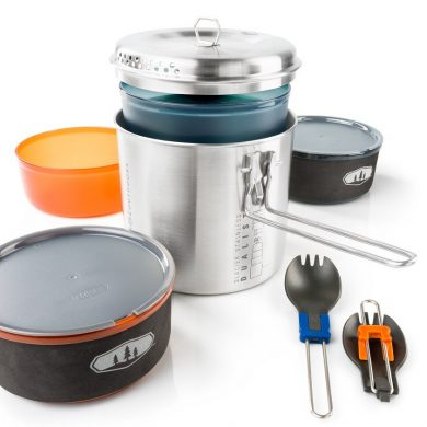 GSI Outdoors Glacier Stainless Dualist (2019)