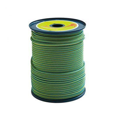 Tendon Accessory Cord 4mm - Blue/Yellow (41) - 100M