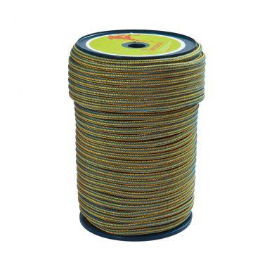 Tendon Accessory Cord 7mm - Yellow/Orange (42) - 100M