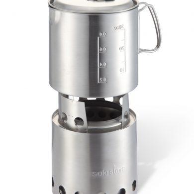 Solo Stove Solo Stove + Pot 900 Combo