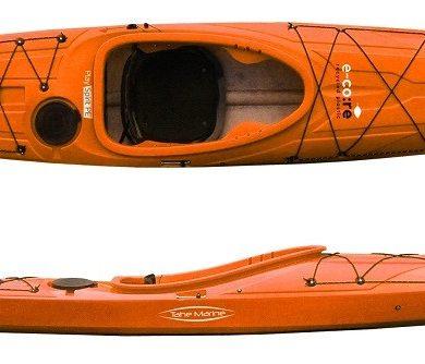 Zegul Playspirit Kayak with Skeg & Rudder