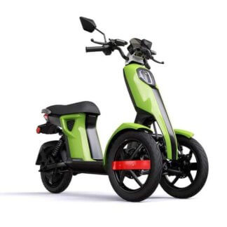 3 Wheel scooters